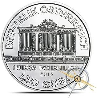 2015 1 Oz Austrian Silver Philharmonic