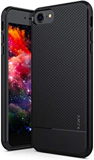iPhone 6s Plus Case, iPhone 6 Plus Case, Xawy Slim Fit Shell Hard Soft Feeling Full Protective Anti-Scratch&Fingerprint Cover Case Compatible with iPhone 6 Plus/6s Plus