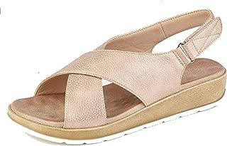 Cipriata Womens/Ladies Flora Crossover Sandals