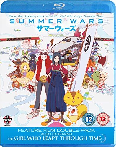 Summer Wars/The Girl Who Leapt Through Time [Edizione: Regno Unito] [Blu-Ray] [Import]