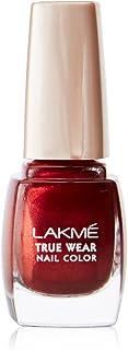 Lakme True Wear Nail Color, Shade RC102, 9 ml