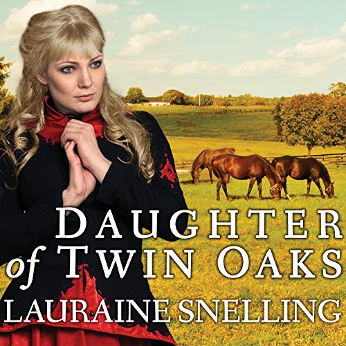 Daughter of Twin Oaks audiobook cover art