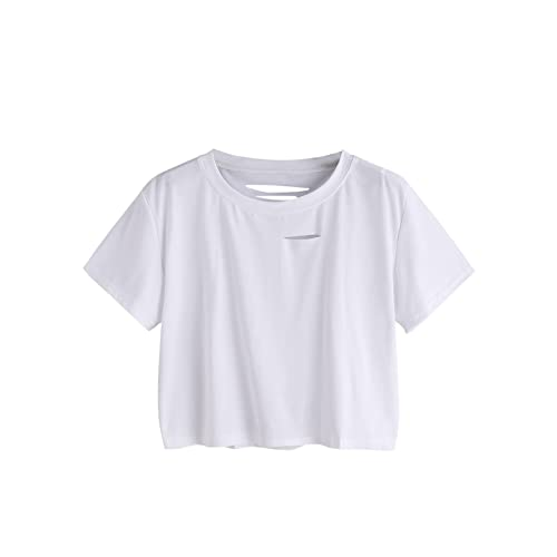 73e858e2f5 Cropped Shirts: Amazon.com