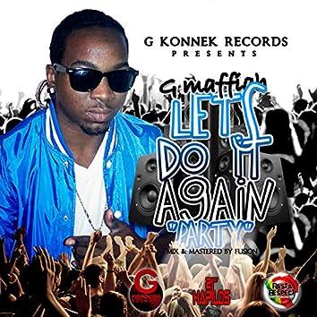 Let's Do It Again (Party) - Single