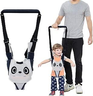 V-SOL Andador Arn/és De Seguridad Con Correa Para Aprender A Andar Para Los Primeros Beb/é Pasos Negro