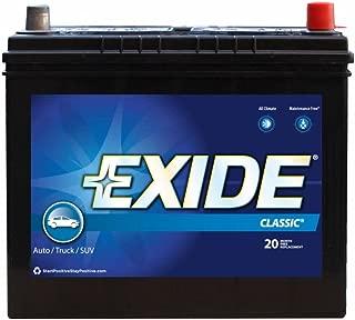 EXIDE BATTERY 51RC EXIDE PREMIUM AUTOMOTIVE - Remanufactured