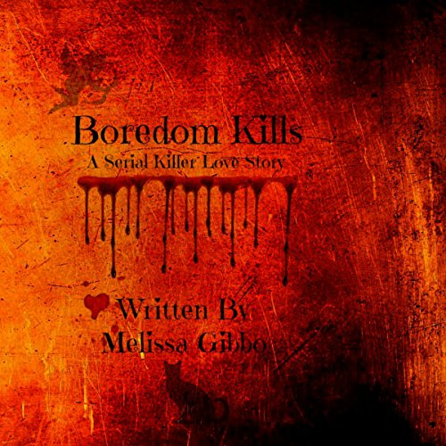 Boredom Kills audiobook cover art