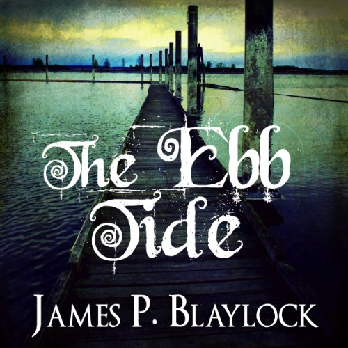 The Ebb Tide audiobook cover art
