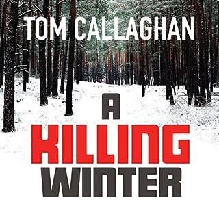A Killing Winter audiobook cover art