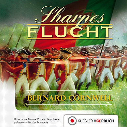 Couverture de Sharpes Flucht