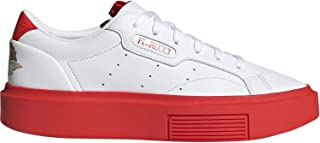 adidas Sleek Super X Fiorucci Womens Sneakers White