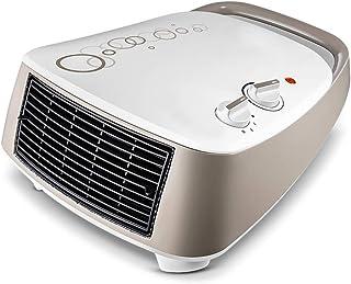 PTC Calentador de cerámica, IP24 a Prueba de Agua, Exceso de Temperatura de Apagado automático, Ajuste de Temperatura de Cuatro velocidades, para la Seguridad del Uso, Calefactor eléctrico portátil