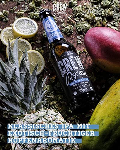 CREW Republic Craft Beer Drunken Sailor - 2