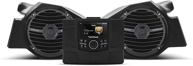 Renewed Rockford Fosgate Punch P1000X5 1000 Watt 5 Channel Amplifier