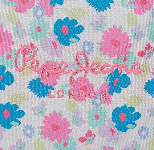 Pepe Jeans Kasandra Mochila Saco Multicolor 35×44 cms Poliéster