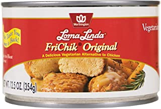 Loma Linda - Plant-Based - FriChik (12.5 oz.) - Kosher