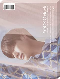 Cube Entertainment YOOK Sung JAE - YOOK O'Clock (Special Album) Album+Folded Poster+Extra Photocards Set