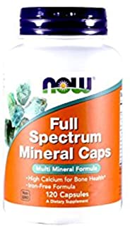 NOW Foods, Full Spectrum Mineral CAPS 120 CAPS