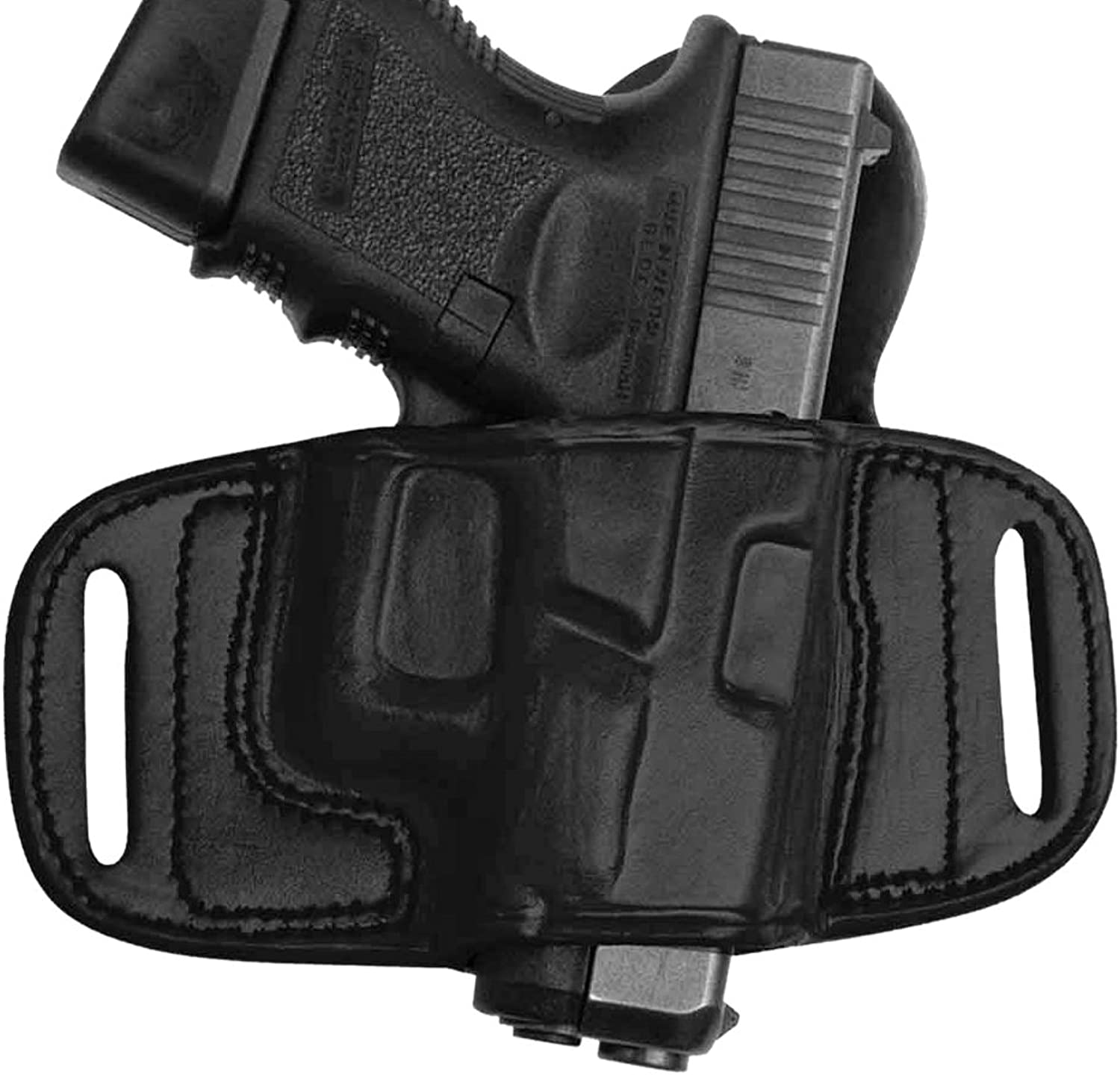 Tagua EP-BH2-500 HK 45 Auto Black Right Hand Extra Predection Quick Draw Belt Holster