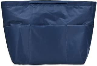 BES CHAN Multi-Pocket Bag in Bag Insert Organizer Tote Purse Handbag Liner Handle-M/L