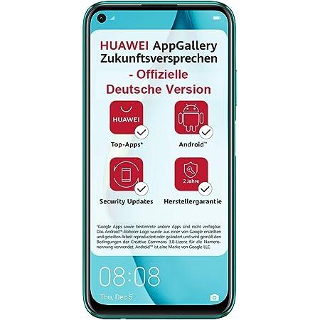 Huawei P40 Lite Dual Sim Smartphone Bundle 16 Cm 6 4 Inch 128 Gb Internal Memory Android 10 0 Aosp Without Gbogle Play Store Emui 10 0 1 Crush Green Exclusive 5eur Amazon Voucher Elektronik