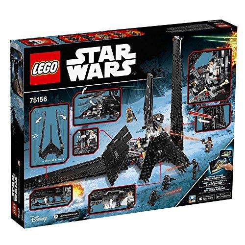 Navette Impériale de Krennic Shuttle LEGO Star Wars 75156 - 863 Pièces - 4