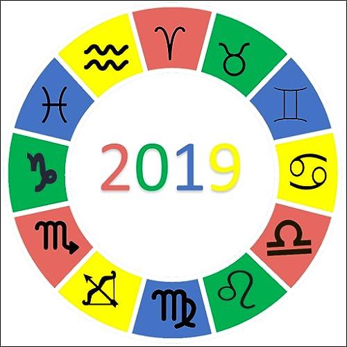Horóscopo 2019 incluye anual mensual y diario.