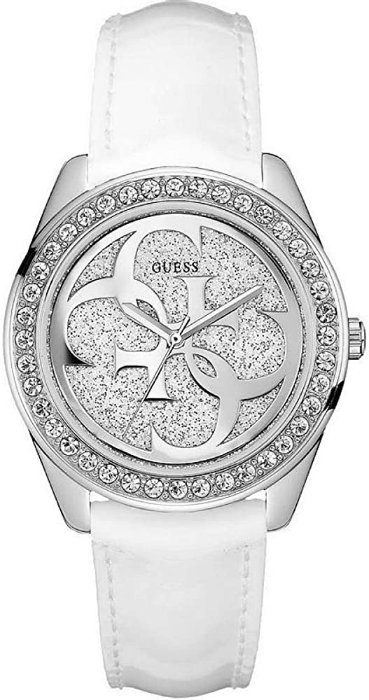 Guess orologio unisex, argento W0627L4