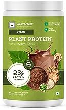 Wellversed Plant Protein (500g)   High Potency   100% Vegan