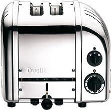 Dualit NewGen 2S - Tostadora, material acero inoxidable,