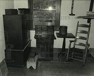 vintage shaker rocking chair