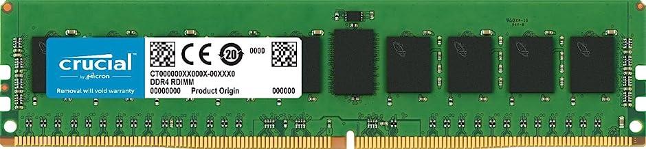 Crucial DDR4-2666 8GB/1Gx72 ECC/REG CL19 Server Memory