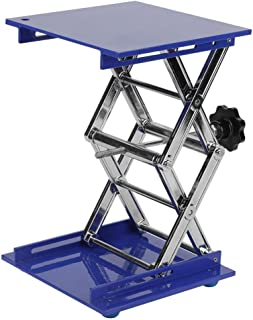 Aluminum Oxide Laboratory Lifting Platform Stand Scissor Rack 200200280mm-Lab & Scientific Supplies Glassware & Labware