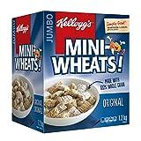 Kellogg's Fibre Foods Review and Comparison