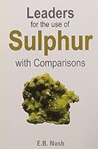 rock sulphur uses