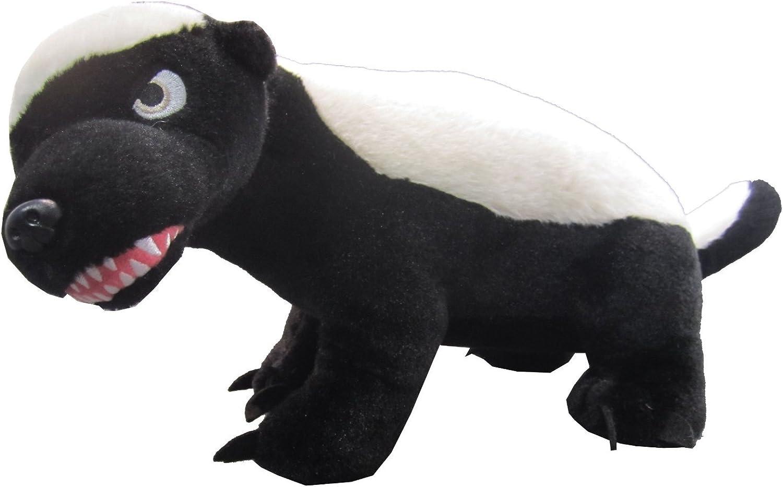 Honey Badger Randall's Honey Badger Sprechende Plüschfigur gro R Rated ab 17 Version