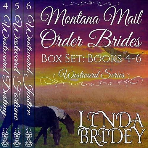 Montana Mail Order Bride Box Set Books 4 6 product image