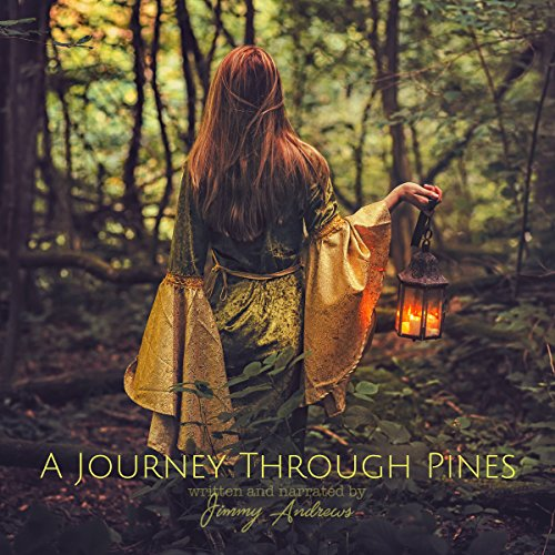 A Journey Through Pines audiobook cover art