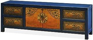 China Furniture Online Elmwood Tibetan Kang Cabinet