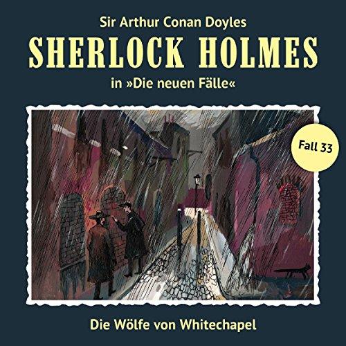 Die Wölfe von Whitechapel audiobook cover art