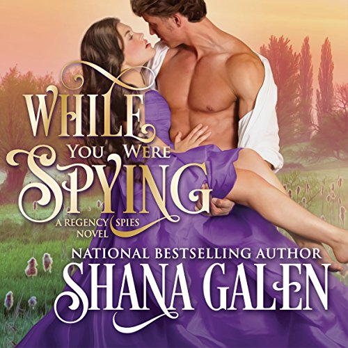While You Were Spying audiobook cover art