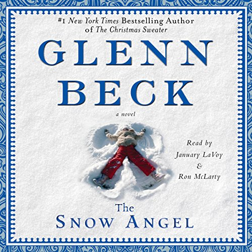 The Snow Angel audiobook cover art