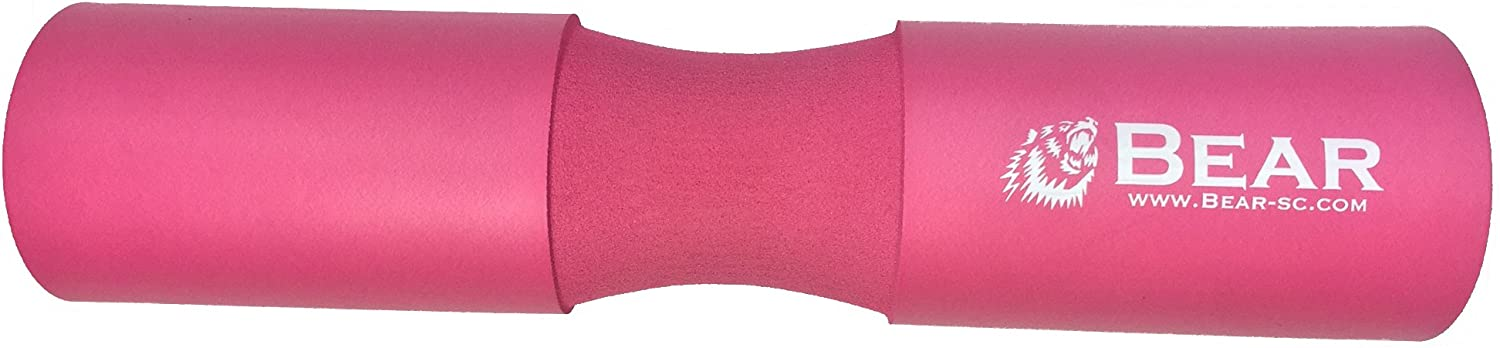Next Gen. Barbell Squat Pad Exercise Barbell Pad for Hip Thrusts, Squats and Lunges Most Comfortable Squat Sponge