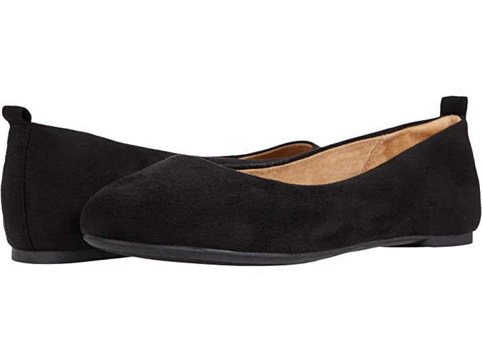 rsvp Belen (Black Micro) Women's Shoes