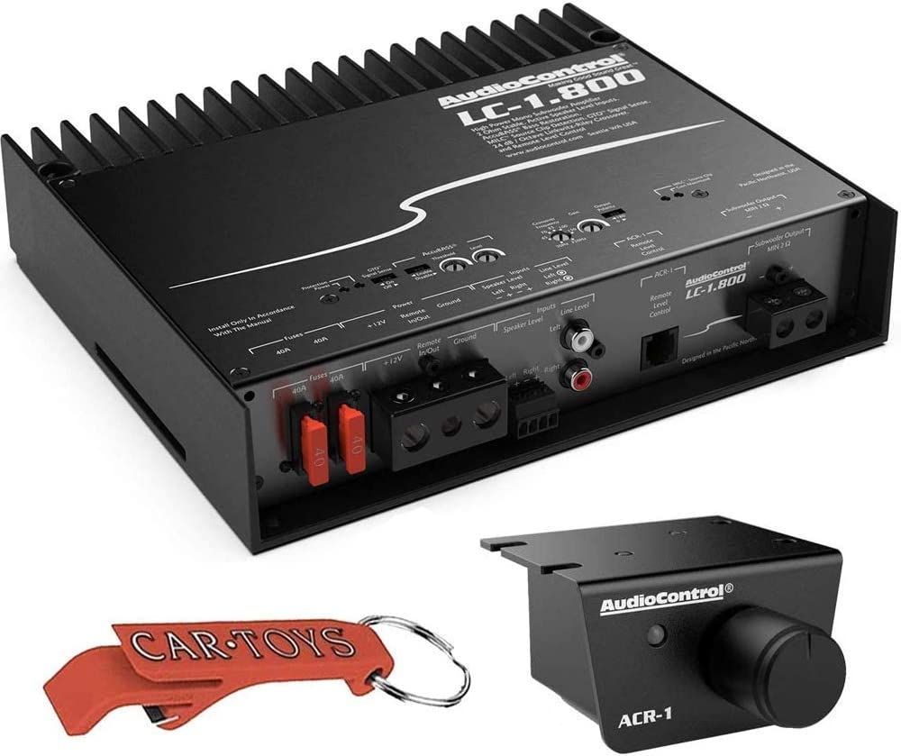 AudioControl LC-1.800 67% OFF of fixed price Monoblock 800W Amplifier Subwoofer wit RMS Long Beach Mall