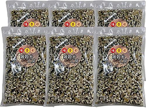 国産39穀米 3kg(500g×6)