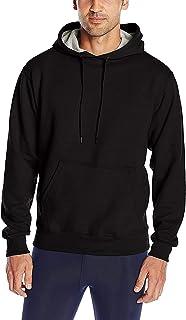 HeraDawn Men's Cotton Fleece Blend Hoodie Sweatshirt