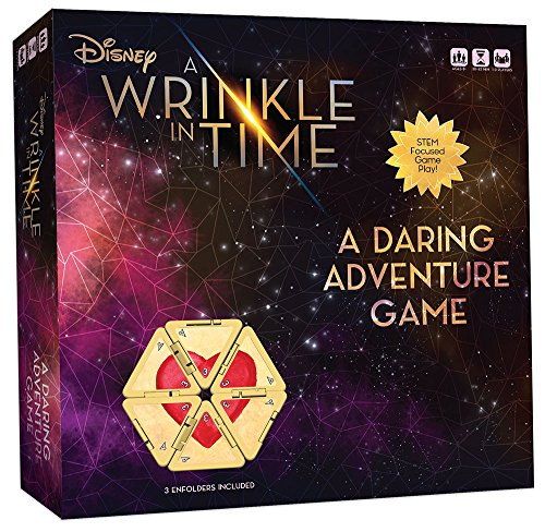 USAopoly Disney: A Wrinkle in Time - A Daring Adventure Game