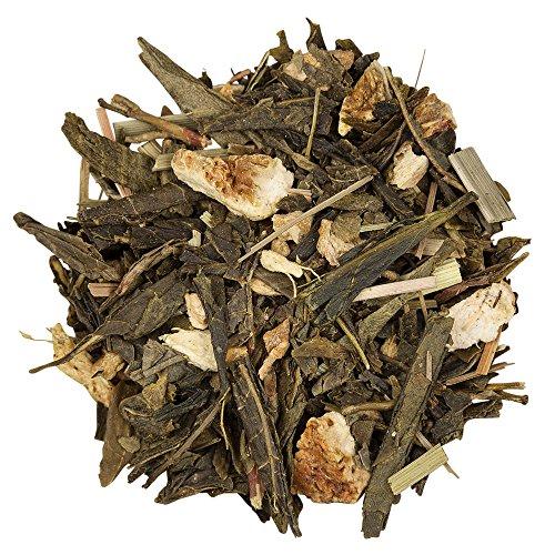 Bio Sencha Grüntee Sencha Dynasty Premium lose Blätter Grüner tee Green Tea von YANG CHAI Mit Einzigartigem Aroma Und Einem Hauch Erfrischender Zitrone das ideale Tee Geschenk für Teeliebhaber in stabiler Teedose