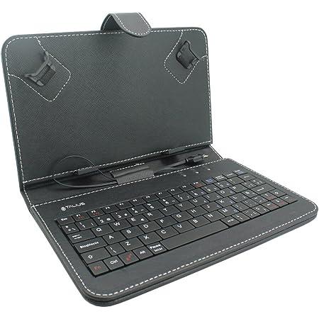 Funda con teclado para Tablet de 7 pulgadas . USB: Amazon ...